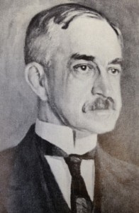 Martin Keyes - founder of Keyes Fiber Company and inventor of molded fiber technology in 1903.