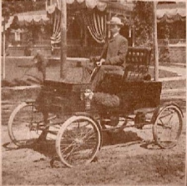 Charles W. Hussey, Waterville attorney, was the owner of the first automobile in Waterville.