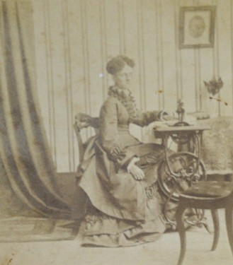 Mrs. Vose, approx. 1870-1875