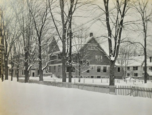 F J Arnold Residence (88 Silver Street) late 1800's