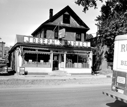 Joseph's Market, Front Street now in business for 80+ years.