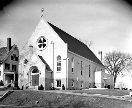 Sisters of the Blessed Sacrament, located at 101 Silver Street