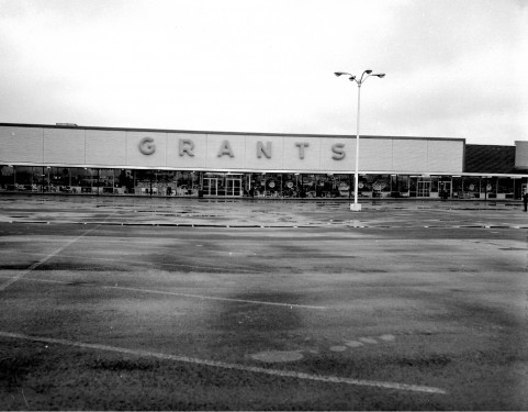 Grants Department Store, once housed in the JFK Plaza on KMD.