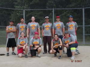 Coed Softball - Parks and Recreation