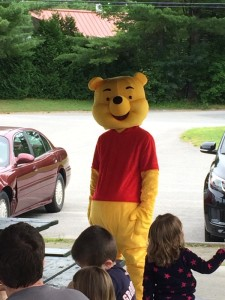 Winnie the Pooh - 2015 Character Picnic