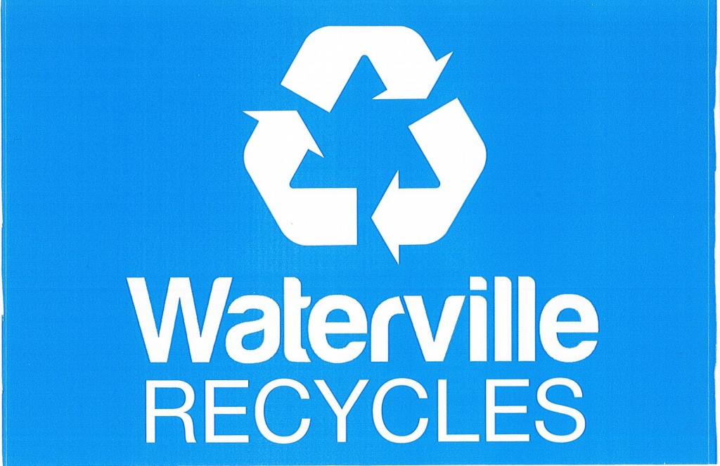 Waterville recycles logo
