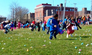 Easter Egg Hunt 2014 HOF
