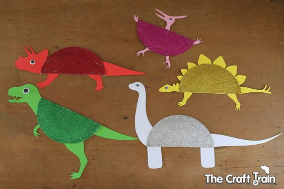 Crafternoons \u2013 Make a Dinosaur from Paper Plates! & Crafternoons - Make a Dinosaur from Paper Plates! - City of ...