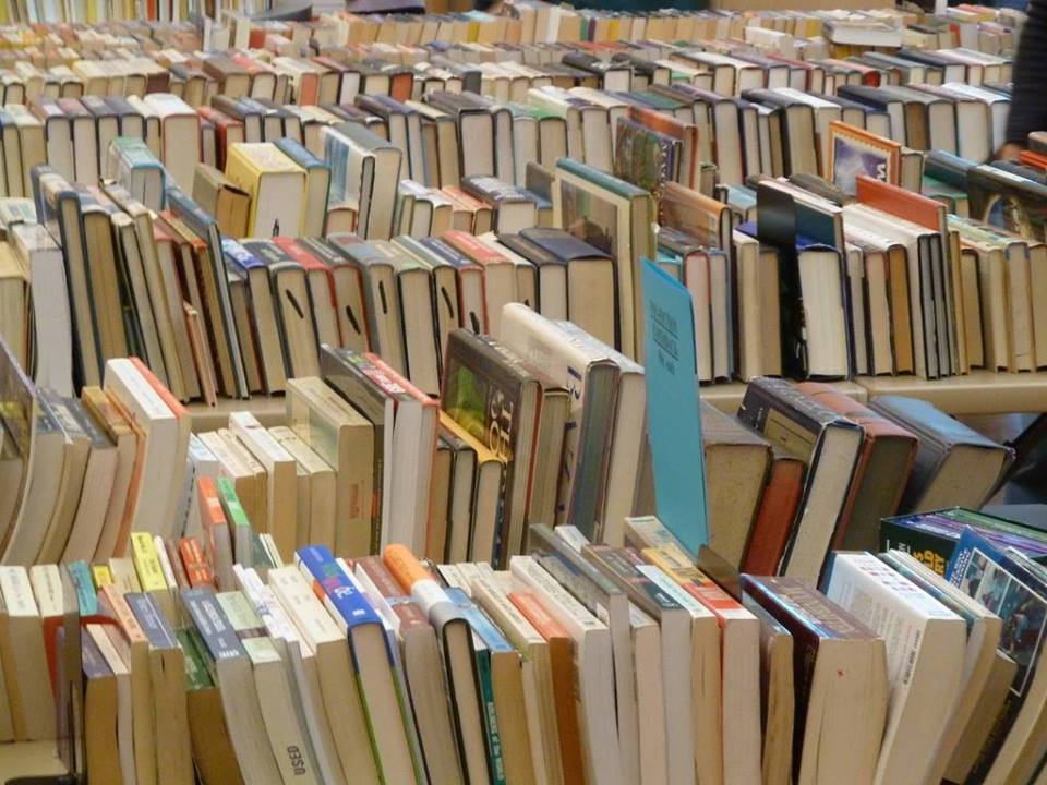 Spring Book Sale! - City of Waterville, Maine